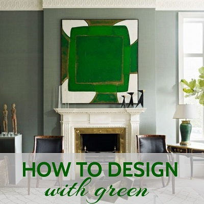 how to design with green