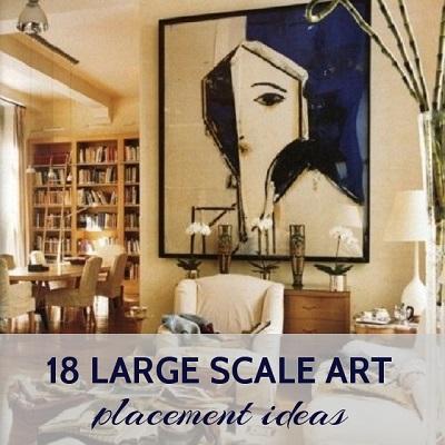 large scale art
