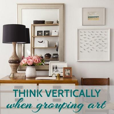 vertical art
