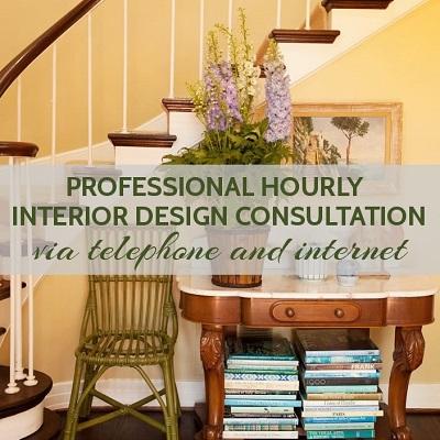Professional hourly interior design consultations arts for Hourly rate for interior design services