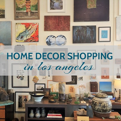 home decor shopping los angeles arts and homes by anna